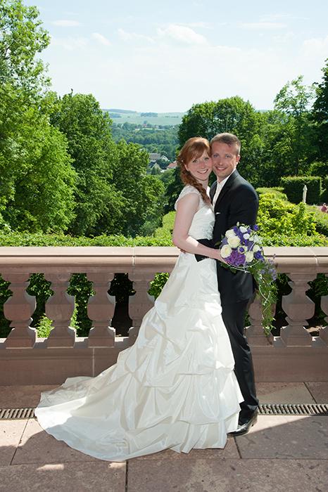 Hochzeit im umland