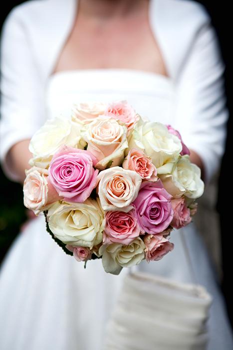 Romantischer Brautstrauss Foto Kirschfoto Kirsch