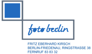Foto Kirsch Logo 1954