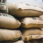 Kaffeebohnensaecke