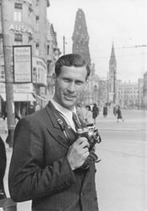 Firmengründer Eberhard Kirsch