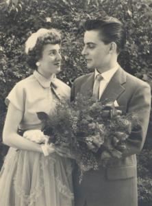 hcohzeitsbild 1957
